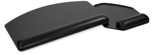 ESI Space Saving Swivel Mouse-Below Keyboard Tray