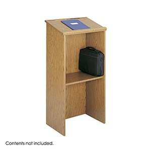 Safco Stand-Up Lectern 8915