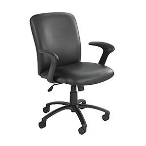 Safco Uber Elite Vinyl Big & Tall Task Chair 3490BV