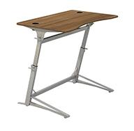 Safco Verve Adjustable Standing Desk
