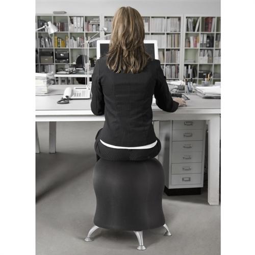 Safco Zenergy Ergonomic Ball Chair 4750 (5 Color Options!  sc 1 st  Office Anything & Safco Zenergy Ergonomic Ball Chair 4750