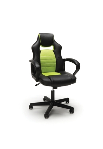 Essentials by OFM Racing Style Gamer Chair ESS-3083 (4 Colors!)