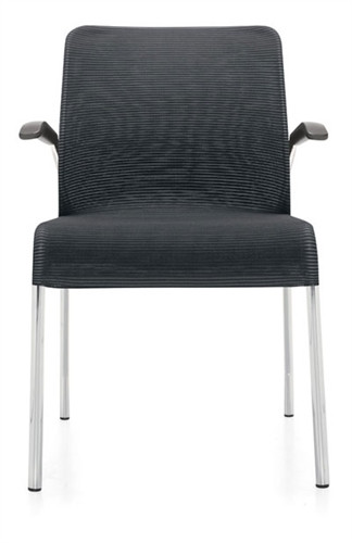 Global 5941 Lite Series 4 Leg Mesh Guest Chair with Arms (24 Color Options Available!)