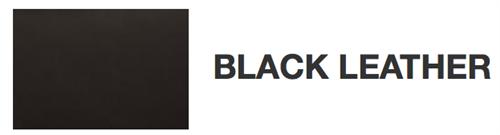 Eurotech Black Leather Ergohuman Luxury Ergonomic Office Chair LE9ERG