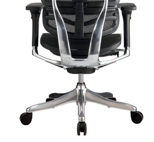 Eurotech Ergo Elite Office Chair with Black Patterned Mesh - ME22ERGLT