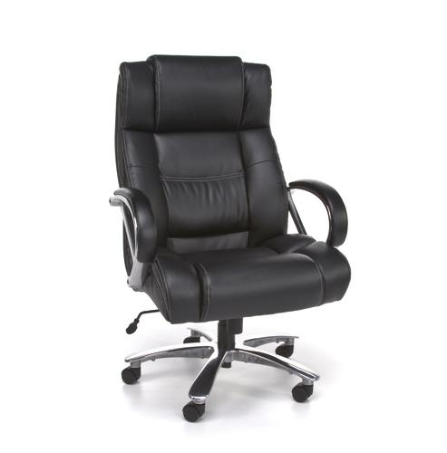 OFM Avenger Series Big & Tall Executive High Back Chair 810-LX