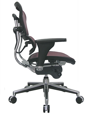 Eurotech Ergohuman Mesh Chair ME8ERGLO (6 Mesh Colors Available!)