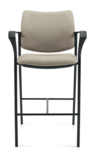 "Global 6906 Sidero 28.5"" Barstool with Arms"