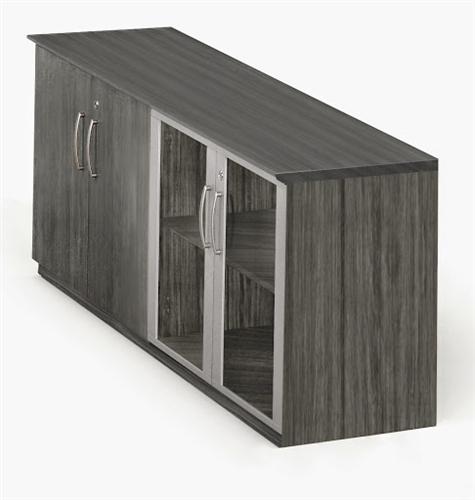 gray steel medina wall cabinet