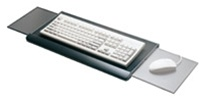 Systematix Keyboard Drawer KBDSTM w/ Slide Through Mouse