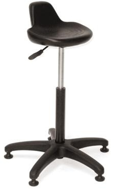 Urethane Sit-Stand Stool by Intensa 941