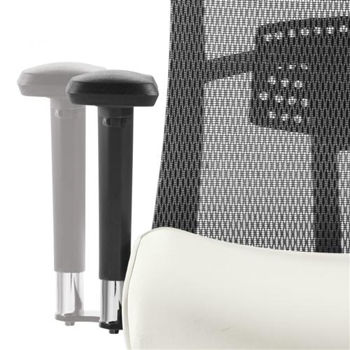 vion task chair width adjustable arms
