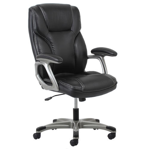 OFM Essentials Seating Collection ESS-6030 Leather Office Chair (2 Colors Available!)