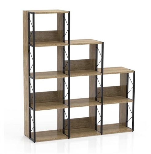 Mayline SOHO Collection Multi-Height Bookcase 1003 (3 Finish Options!)