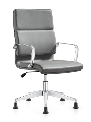 Woodstock Marketing Jimi Contemporary Leather Side Chair (4 Color Options!)