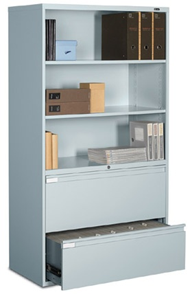 Global 9300 Multi Stor Exhibit Cabinet 9336P-5FX