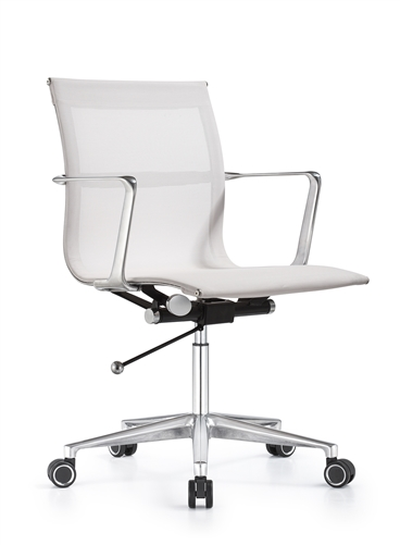 Woodstock Marketing Joan Mid Back Mesh Chair (3 Color Options!)