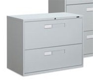 Global 9300 Series 2 Drawer Lateral File 9336-2F1H