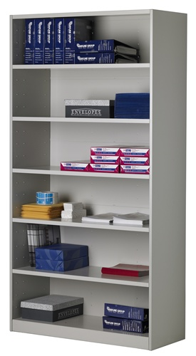 Mayline Steel Cabinet (5 Adjustable Shelves)