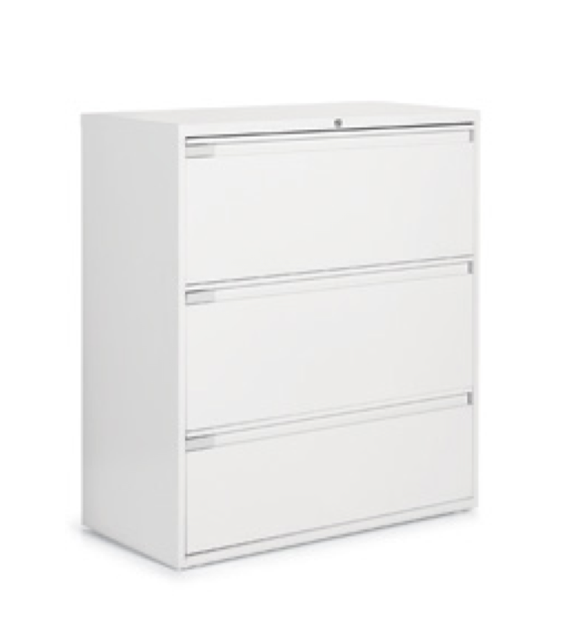 global 3 drawer lateral file