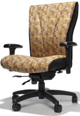 RFM Preferred Seating Sierra Big & Tall Office Chair 8536