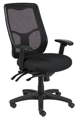 Eurotech Seating Apollo Mesh Chair MFHB9SL