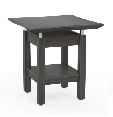 Mayline STET Sterling Series End Table