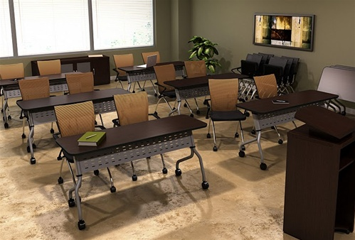Mayline Sync Series Training Tables (Multiple Sizes Available!)