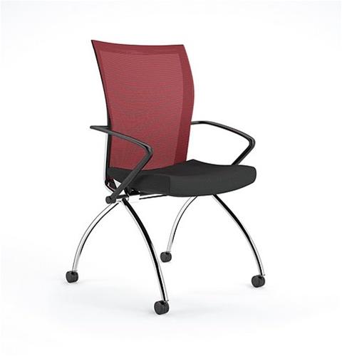 Mayline Valore High Back Training Chair TSH1 (2 Chairs)