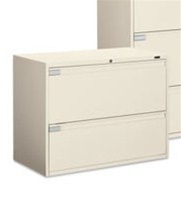 Global 9300P Series Lateral File 9136P-2F1H