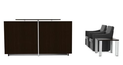 Cherryman Verde Series Reception Desk VL-816