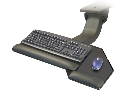 ESI Combo Solution 4 Articulating Arm and Keyboard Platform