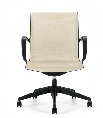 solar mesh back conference chair