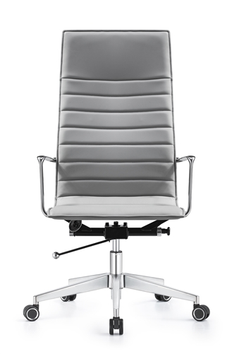 Woodstock Marketing Joe High Back Leather Office Chair (5 Colors!)
