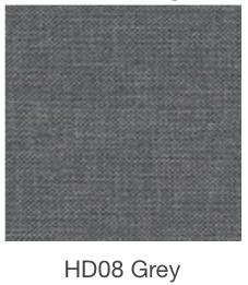 otg hudson grey upholstery swatch