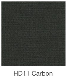 hudson carbon upholstery swatch