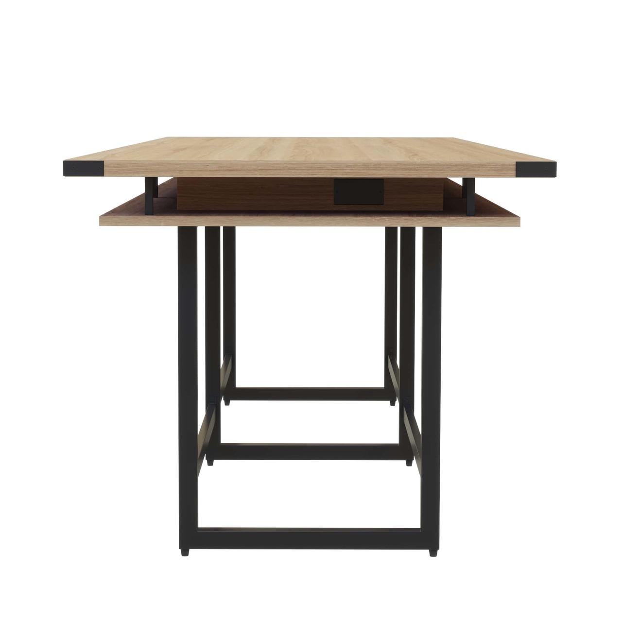 safco mirella conference table