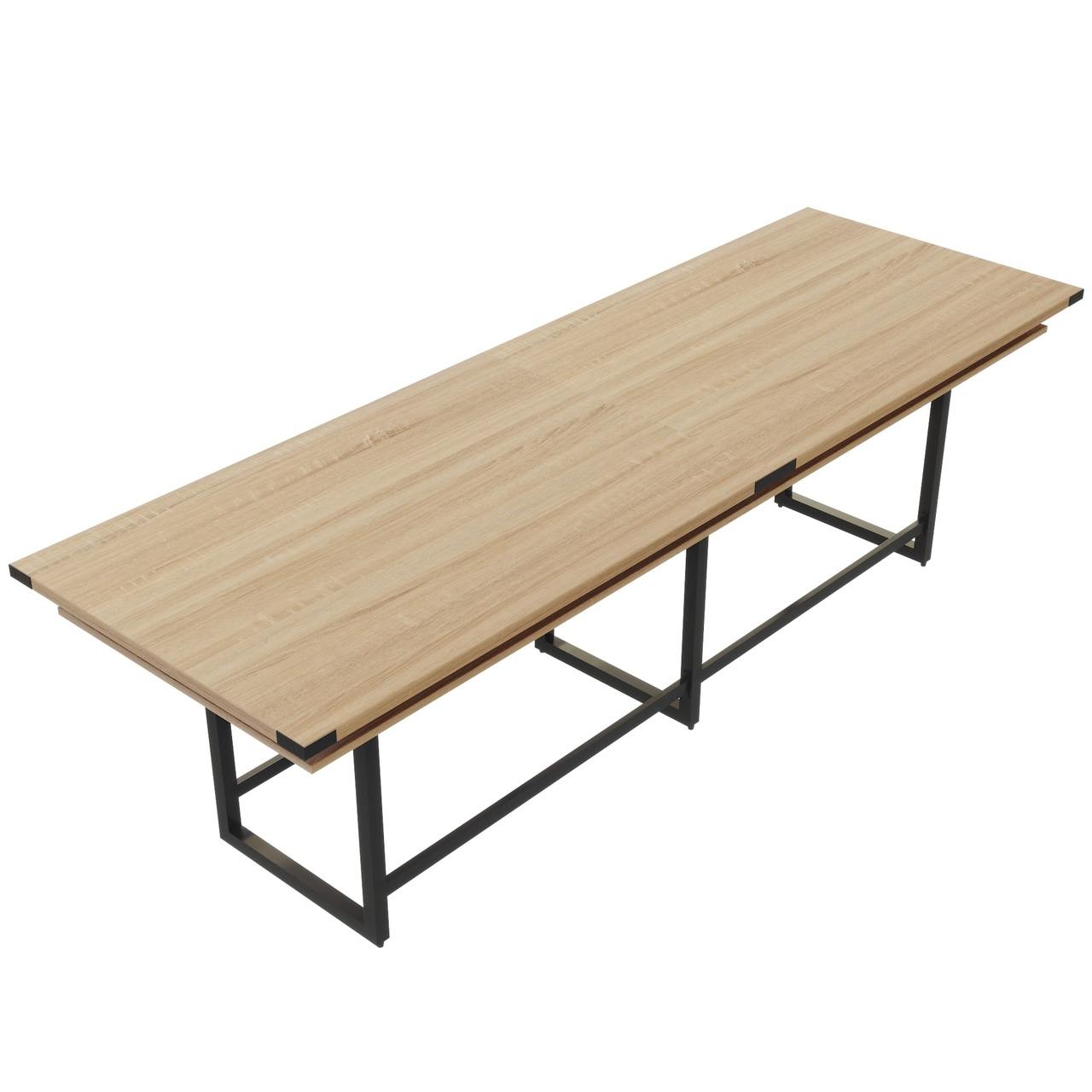 mirella 12' conference table MRH12