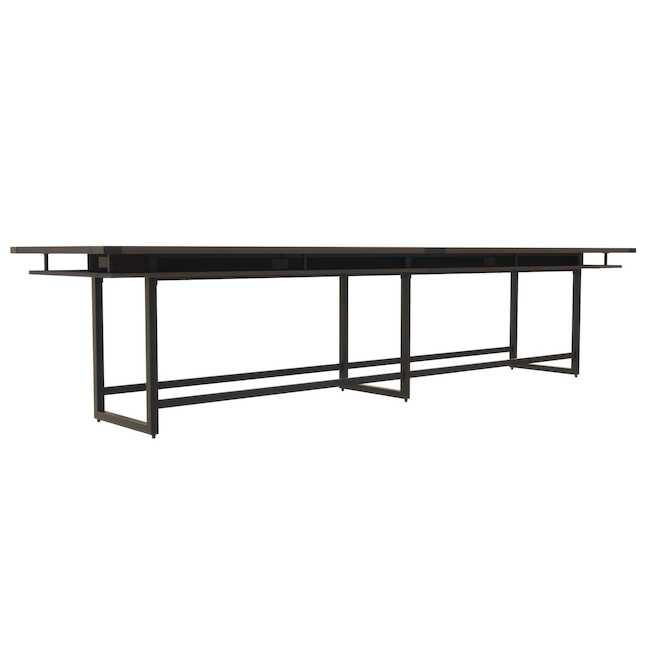 mirella 16' long conference table