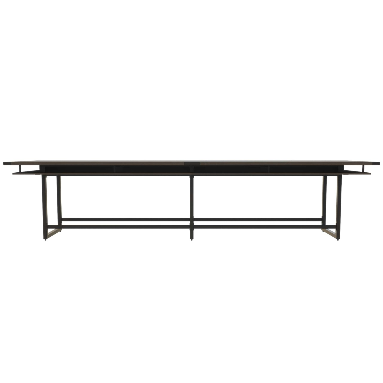 large standing height conference table