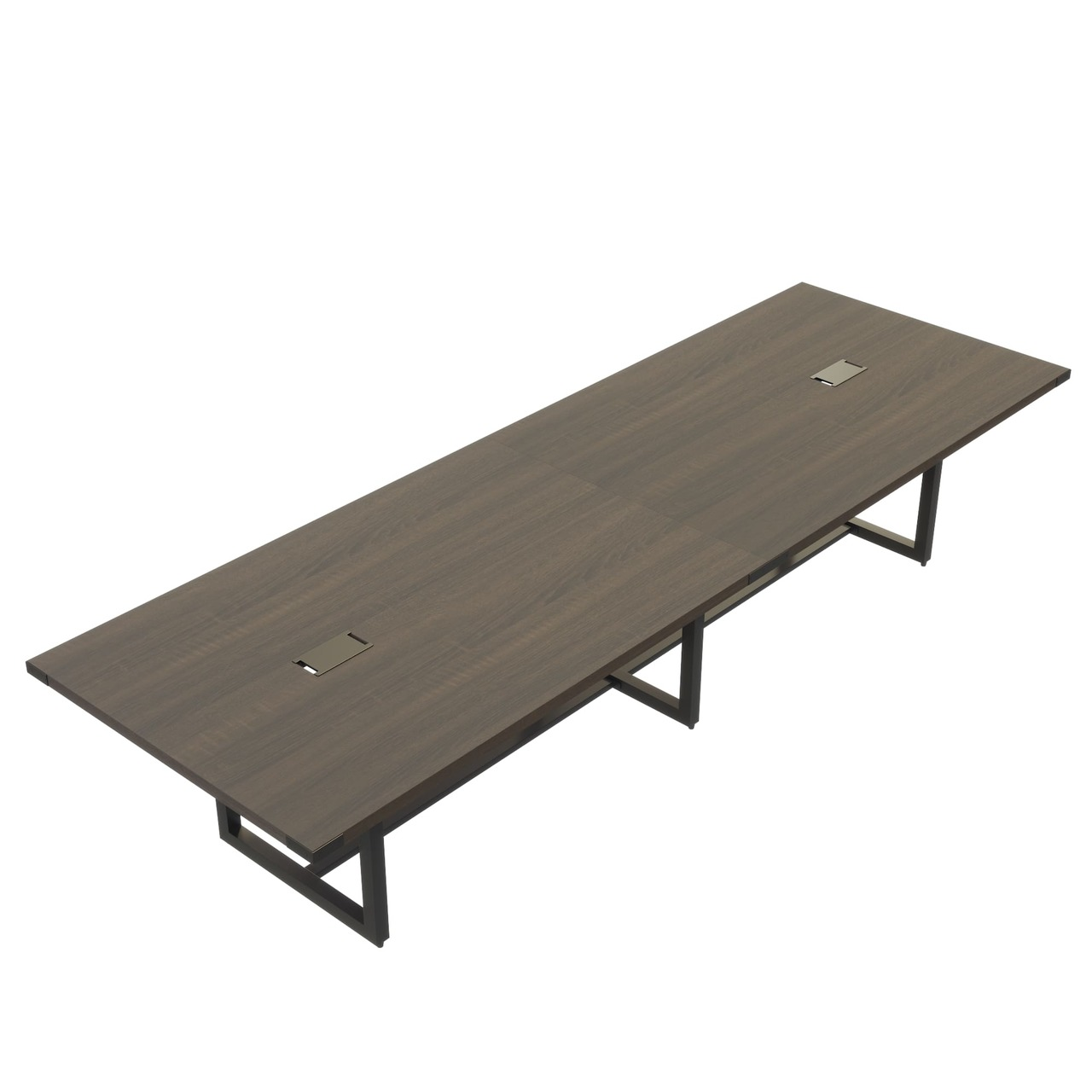 mirella 12' power ready conference table mrs12