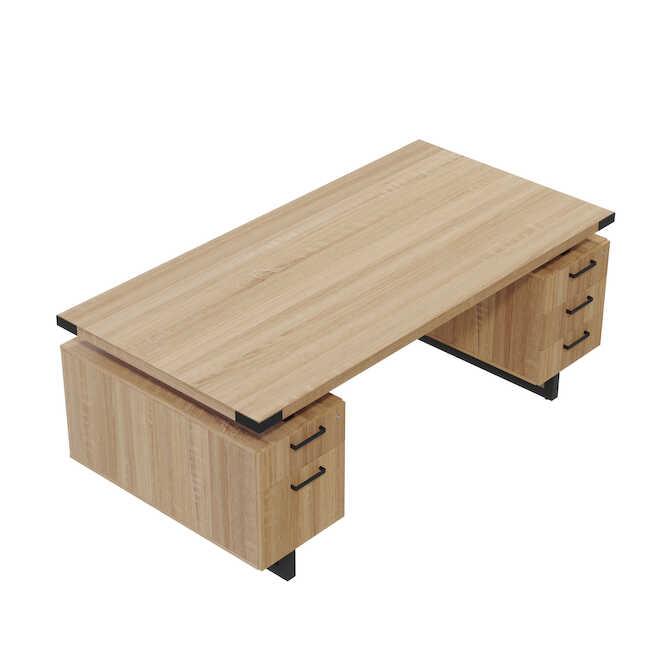 safco mirella sand dune desk