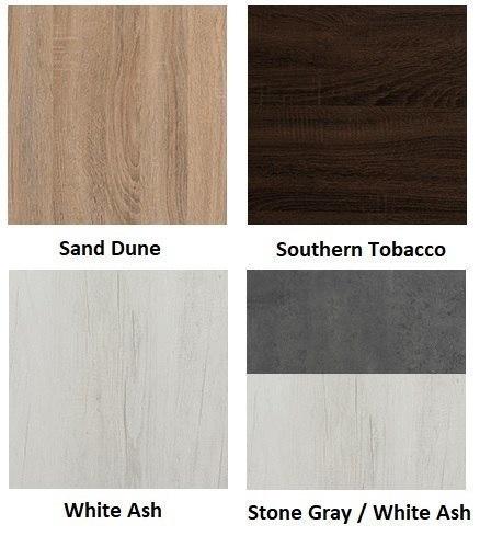 mirella storage cabinet finish options