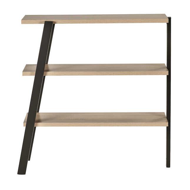 mrbs3 mirella 3 shelf bookcase