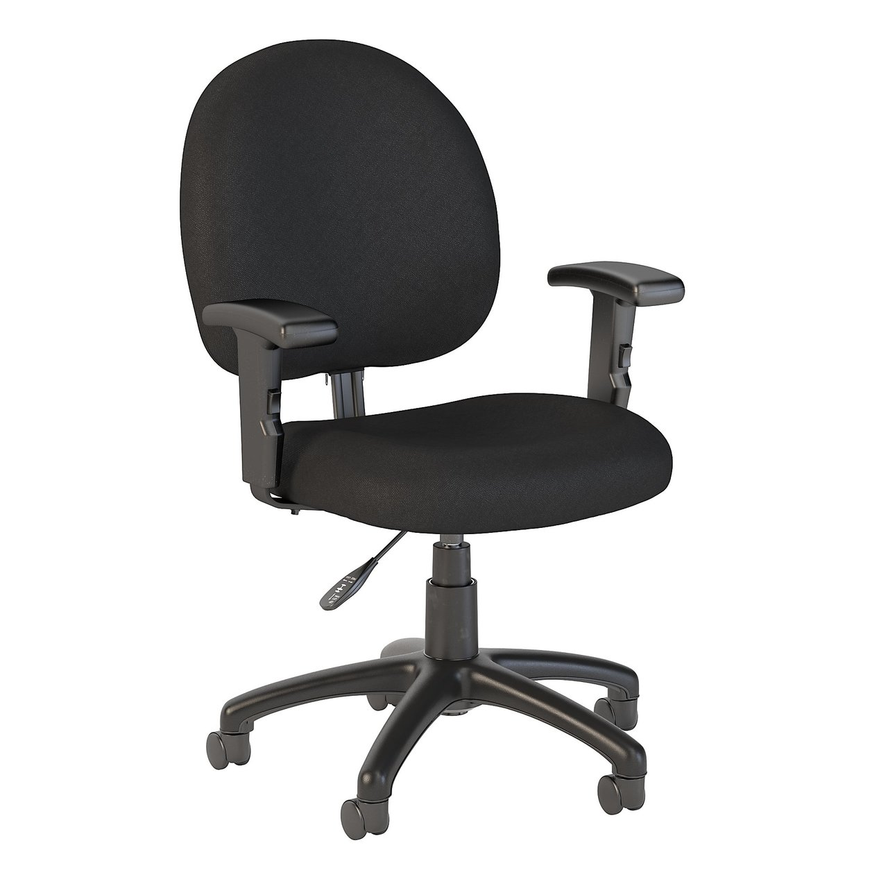 bbf accord series task chair with arms