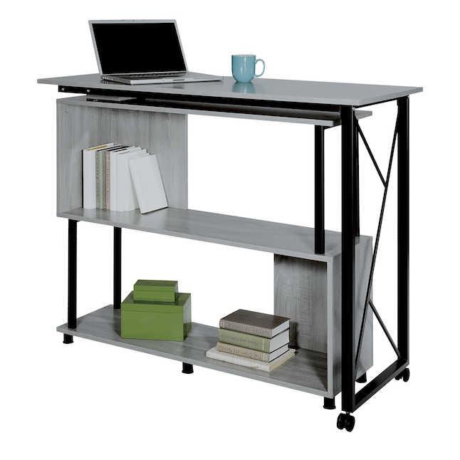 mood standing desk model 1904gr