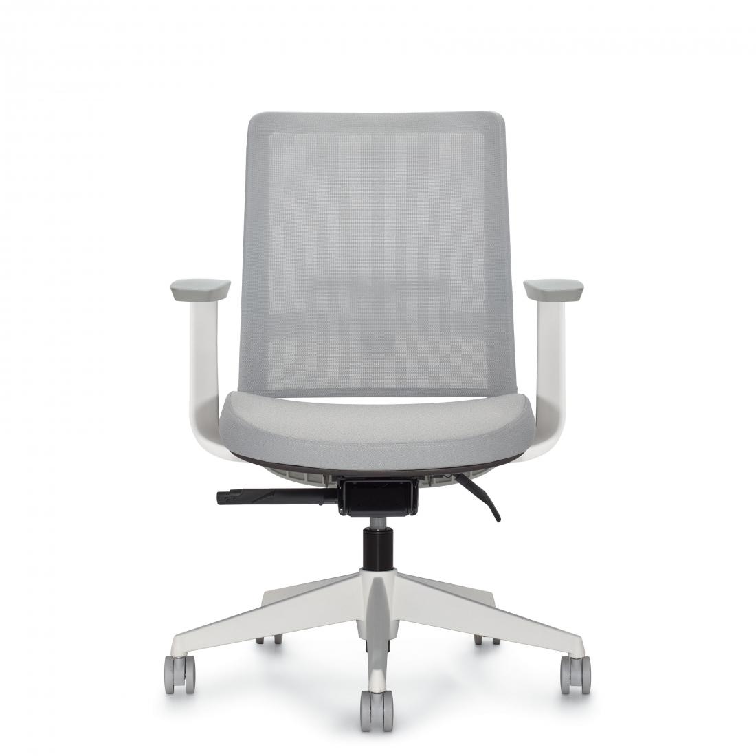 global factor series mid back mesh chair model 5541