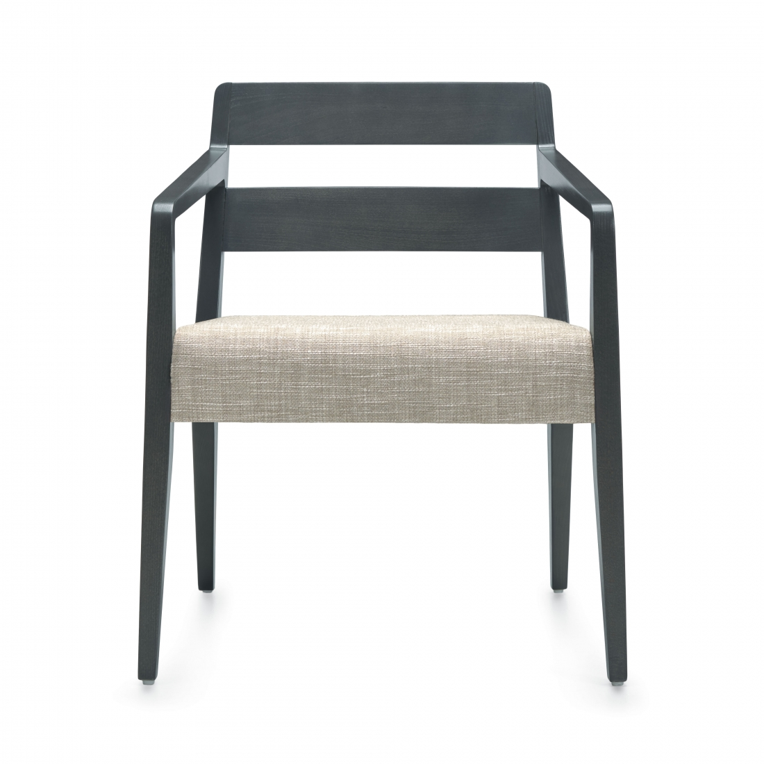 chap chair 1010 with black frame