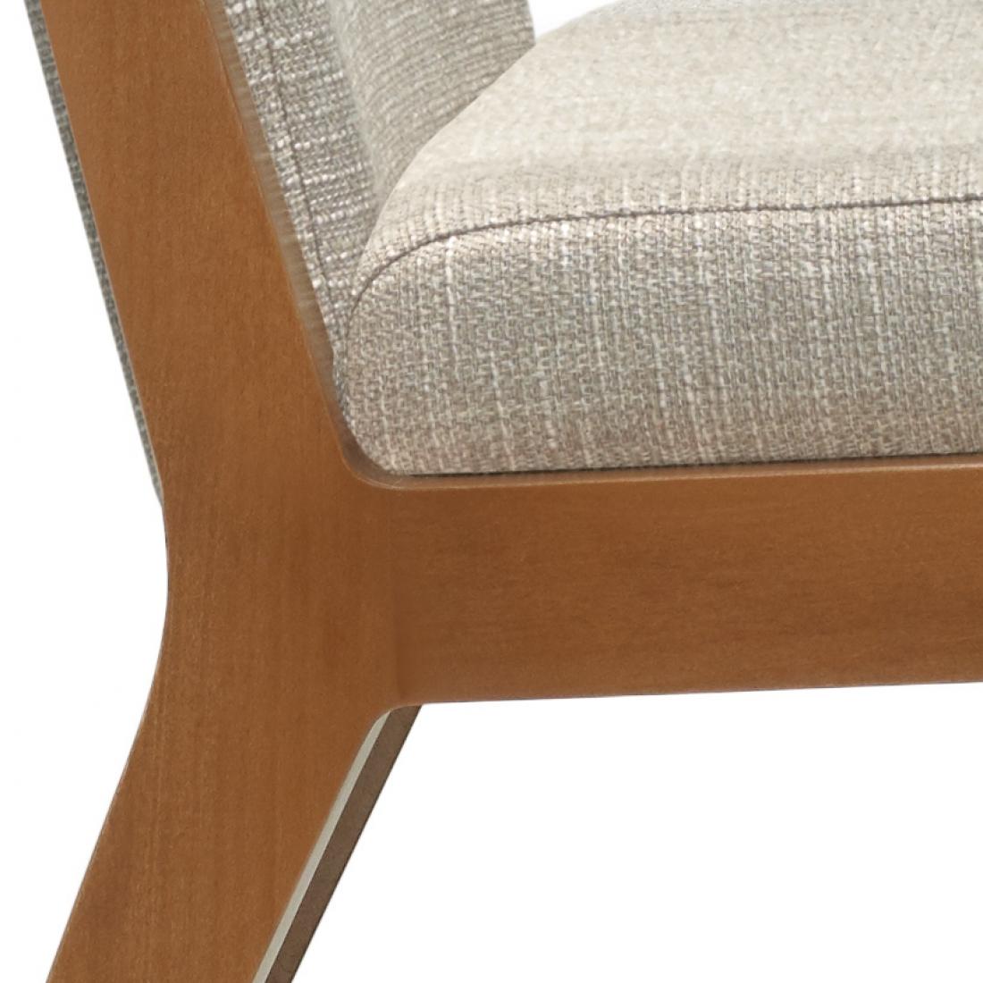 chap armchair 1015 frame detail