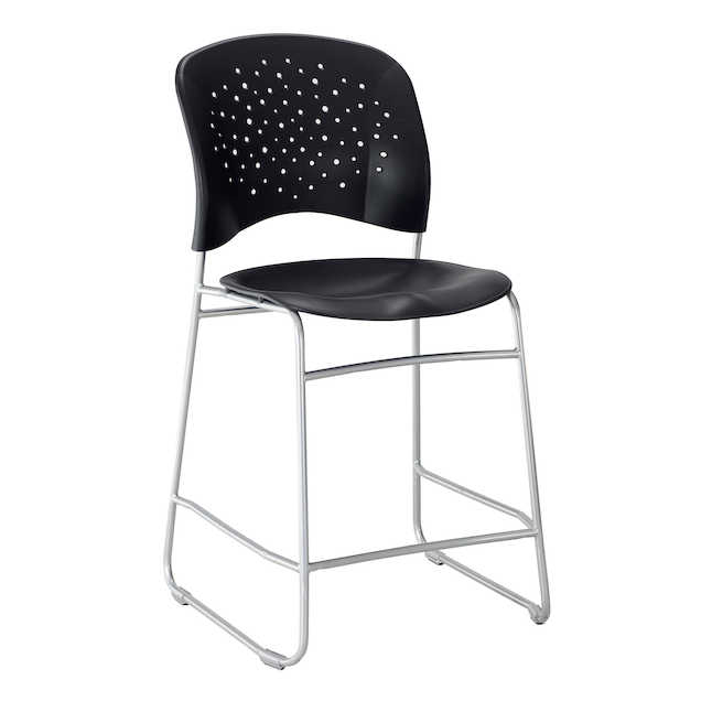 safco reve counter height chair 6815bl